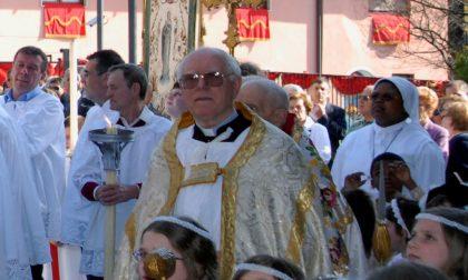Leffe saluta anche don Evasio Alberti, per venticinque anni parroco a Urgnano