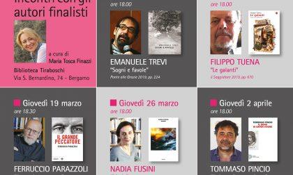 Cambio di programma per il Premio Narrativa Bergamo