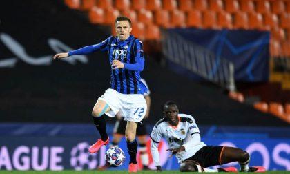 Le pagelle di Valencia-Atalanta 3-4: Ilicic marziano, Palomino fuori fase