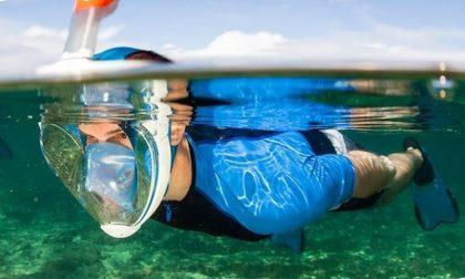 Maschere da snorkeling, a Nembro scatta la raccolta a favore dell'Ospedale di Piario