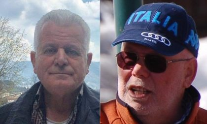 Giuseppe Barzasi e Piergiorgio Merletti, anche Clusone paga il suo pesante tributo