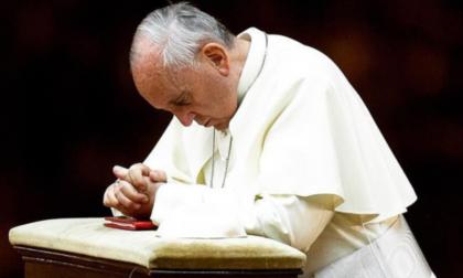 Papa Francesco ha chiamato il vescovo Beschi: «Prego per voi bergamaschi»