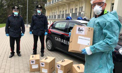 Impresa Percassi di Bergamo dona cinque ventilatori all'ospedale di Piario