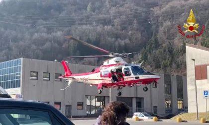 Trovato senza vita il 75enne di Villa d'Almè di cui non si avevano notizie da mercoledì