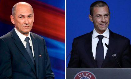 Atalanta-Valencia diventa motivo di polemica politica in… Slovenia