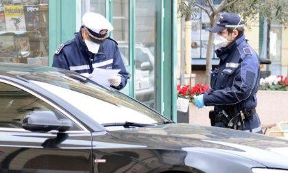Imprenditore bergamasco beccato e multato mentre andava nella sua seconda casa in Liguria