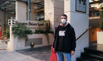 Roberto Caglioni di Osio Sopra è bloccato in Argentina (come altri trecento italiani)