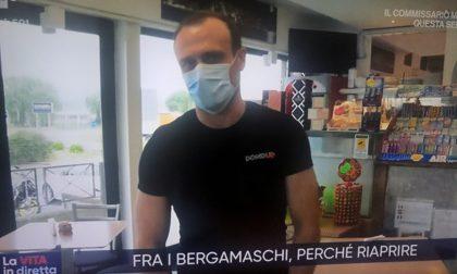 La rabbia di Mario Carrara, barista di Curno: «Dateci tre mesi di fatturato»