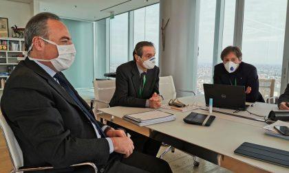 A Bergamo 10043 contagi, 112 casi in più di ieri. «Fluttuazioni causate dall'aumento dei tamponi»
