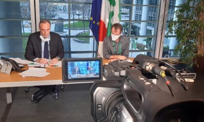 Continua il calo del numero dei contagi. A Bergamo 9931 positivi, 63 in più rispetto a ieri