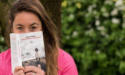 Il bellissimo grazie di Sofia Goggia alla Libreria Arnoldi per il servizio dei libri a domicilio