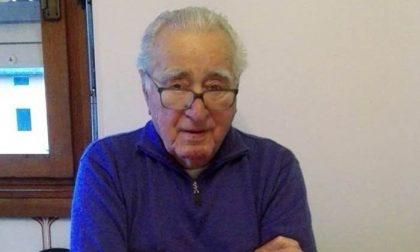 «Addio compagno Luigi Fassi». Il sindacalista socialista di Albino ha seguito la moglie in cielo