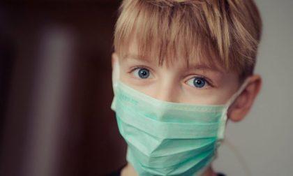 Nessun obbligo di mascherina per i bambini sotto i 6 anni
