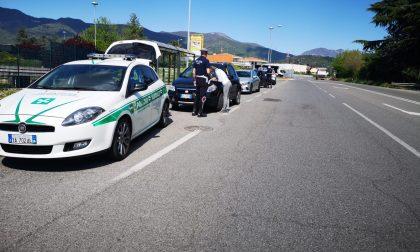 In Val Seriana (e non solo) Pasqua e Pasquetta sono filate vie lisce, parola di forze dell'ordine