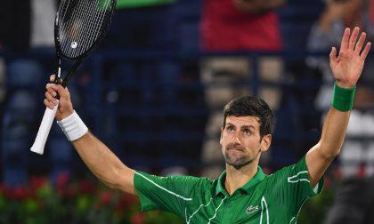 Djokovic, vero fuoriclasse: «La donazione a Bergamo? Non mi interessava si sapesse»