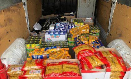 La Fiorente Colognola in campo per sostenere le famiglie in difficoltà del quartiere
