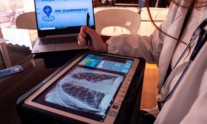 Matteo, Marco e le radiografie a domicilio: un'arma in più contro l'epidemia
