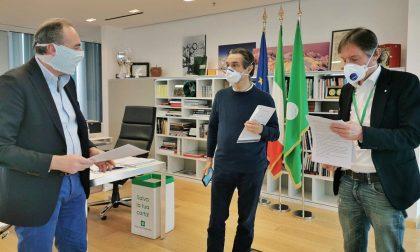A Bergamo 10426 positivi, 35 in più in un giorno. Confermati i test sierologici dal 21 aprile