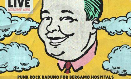 Punk Rock Raduno, compilation per sostenere gli ospedali bergamaschi