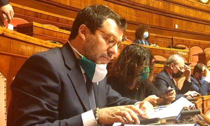 Salvini contro la procura di Bergamo: «Indegno convocare Fontana. Perché non il premier?»