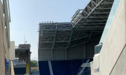 "Quella cartolina d'amore dal Gewiss Stadium: Dafne e il ""bisogno"" di essere ancora lì"