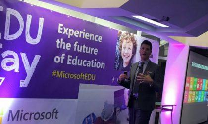 EduDay, il più grande evento Microsoft per la scuola. Tra gli ospiti il rettore dell'Università di Bergamo