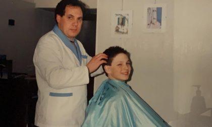 Tony saluta e ringrazia: a Gandino chiude l'unico (e ultimo) barbiere