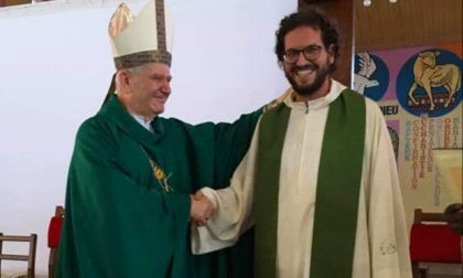 Casnigo,  nominato il nuovo arciprete: è il missionario don Massimo Cornelli