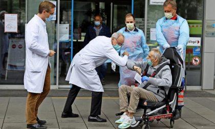 Dalla Germania una buona notizia: Felice Perani di Casnigo ha sconfitto il Coronavirus