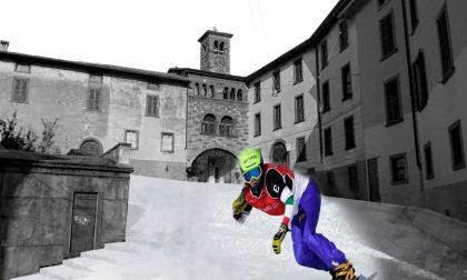 Niente Coppa del Mondo di snowboard in Città Alta: troppe complicazioni. Appuntamento al '21/'22