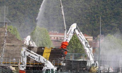"""Un anno esatto fa si teneva il """"Demolition Day"""" della vecchia Curva Nord nerazzurra"""