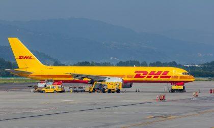 Il reparto operativo Dhl lascia l'aeroporto di Orio: 90 magazzinieri saranno trasferiti