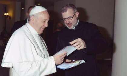 Un bergamasco che arriva da Roma: don Stefano Bonazzi è il nuovo parroco di Urgnano