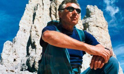 La montagna piange Edoardo Panizza, istruttore e appassionata guida alpina