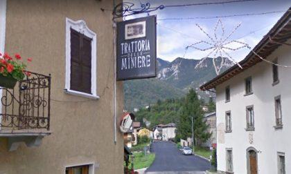 Lorenzo torna a Lenna dopo 10 anni e rileva la Trattoria delle Miniere
