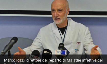 L'infettivologo Marco Rizzi: «Il virus si sta comportando bene (noi forse un po' meno)»