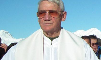 Addio a padre Eleuterio Bertasa, Peia piange il sacerdote delle vette