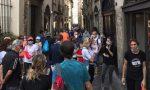 Città Alta invasa di gente, la Lega chiede all'Amministrazione perché non ci siano stati controlli