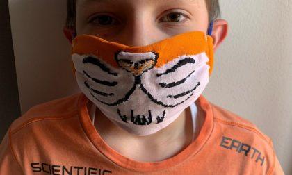 Areu dona duemila mascherine colorate ai figli di medici, infermieri e personale sanitario