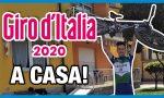 La nuova impresa di Francesco da Calusco: una tappa del Giro d'Italia nel cortile di casa