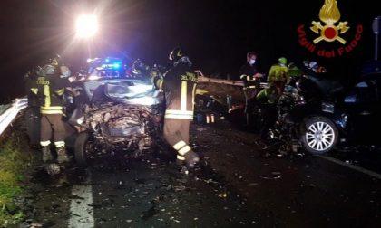 Tragico schianto sulla strada del Tonale, morte due ragazze di 21 e 20 anni