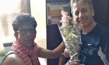 «Manca solo il rientro in aereo»: vicino il ritorno a Casnigo di Siro Rossi, bloccato in India