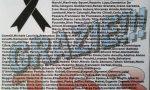 La corsa di Sir Marathon di Treviolo, con sul petto i nomi di 163 medici caduti