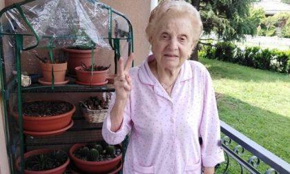 La vittoria di Teresina di Brignano, che a 88 anni è riuscita a battere il Coronavirus