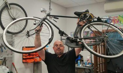 """Nei piccoli paesi niente """"bonus bici"""", così è nato il Ciclofficina Bike Market: usato di qualità"""