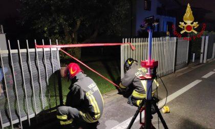 Cade dalla bici e s'infilza in una recinzione: operato e fuori pericolo un 15enne