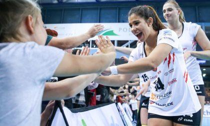 Alla Zanetti Bergamo arriva tutta l'energia della palleggiatrice Natalia Valentin