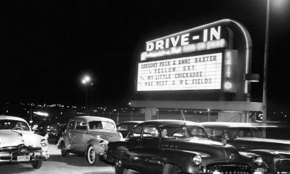 "Alla Celadina come in ""Happy Days"": cinema formato drive-in"