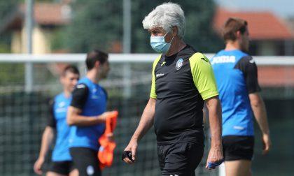 Atalanta, oggi inizia l'ultima settimana di lavoro senza partite: la squadra è pronta