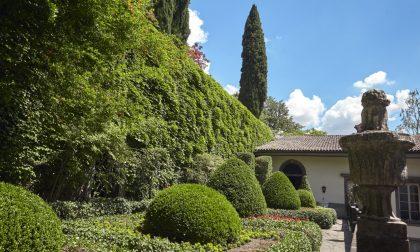 Avete prenotato una visita ai Giardini di Palazzo Moroni? Tranquilli, dall'1 luglio apriranno a tutti